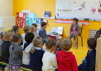 Maternelle - Salle de classe