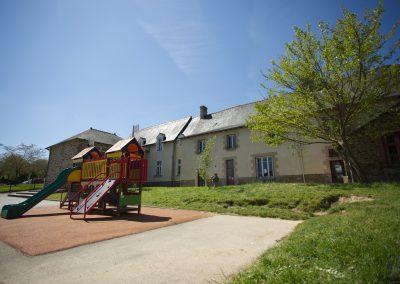 Maternelle - Cour de récréation