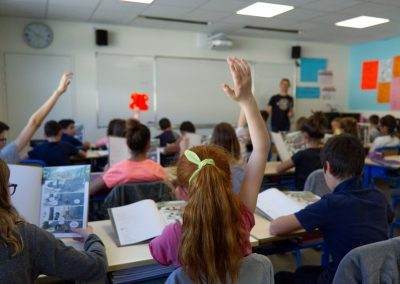 Elémentaire - Salle de classe